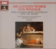 NICOLAI - Heger - Die lustigen Weiber von Windsor (Les joyeuses commères