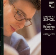 English Folksongs and Lute Songs (17th)