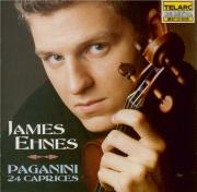 PAGANINI - Ehnes - Vingt-quatre caprices pour violon op.1 MS.25
