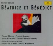 BERLIOZ - Barenboim - Béatrice et Bénédict