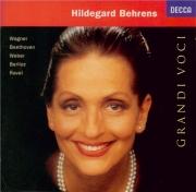 BERLIOZ - Behrens - Les nuits d'été op.7