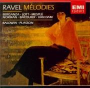 RAVEL - Berganza - Schéhérazade, trois poèmes pour soprano ou ténor avec