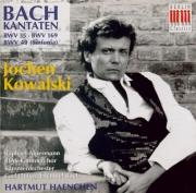 BACH - Haenchen - Geist und Seele wird verwirret, cantate pour solistes