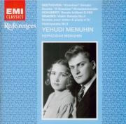 BEETHOVEN - Menuhin - Sonate pour violon et piano n°9 op.47 'Kreutzer'