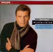 SCHUBERT - Holzmair - Winterreise (Le voyage d'hiver) (Müller), cycle de