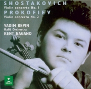 CHOSTAKOVITCH - Repin - Concerto pour violon et orchestre n°1 en la mine