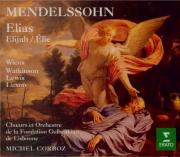 MENDELSSOHN-BARTHOLDY - Corboz - Elias, oratorio pour solistes et chœur