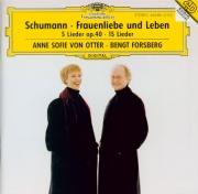 SCHUMANN - Von Otter - Frauenliebe und -Leben (L'amour et la vie d'une f