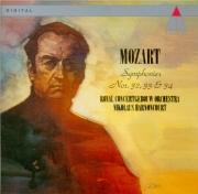 MOZART - Harnoncourt - Symphonie n°32 en sol majeur K.318