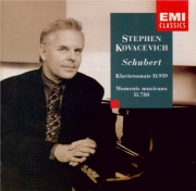 SCHUBERT - Kovacevich - Sonate pour piano en la majeur D.959