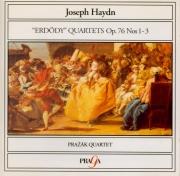 HAYDN - Prazak Quartet - Quatuor à cordes n°75 en sol majeur op.76 n°1 H
