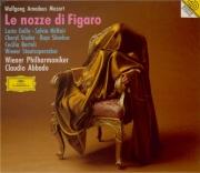 MOZART - Abbado - Le nozze di Figaro (Les noces de Figaro), opéra bouffe
