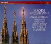 ROSSINI - Marriner - Petite messe solennelle