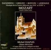 Musique de la contre réforme aux XVII et XVIIIèmes siècles