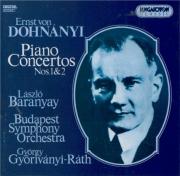 DOHNANYI - Baranyay - Concerto pour piano n°1 op.5