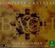 Complete Cantatas Vol.1