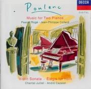 Musique de chambre pour 2 pianos
