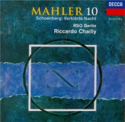 MAHLER - Chailly - Symphonie n°10