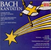 BACH - Rotzsch - Dazu ist erschienen der Sohn Gottes, cantate pour solis