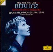 BERLIOZ - Von Otter - Les nuits d'été op.7
