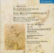 MOZART - Koch - Sinfonia en do majeur 'Kindersinfonie' (Symphonie des jo