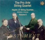 27 String Quartets Vol.2