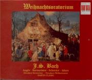 BACH - Flämig - Oratorio de Noël(Weihnachts-Oratorium), pour solistes