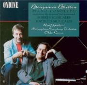 BRITTEN - Gothoni - Concerto pour piano op.13