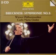 BRUCKNER - Giulini - Symphonie n°8 en ut mineur WAB 108