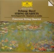 RAVEL - Emerson String - Quatuor à cordes en fa majeur