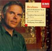 BRAHMS - Kovacevich - Concerto pour piano et orchestre n°2 en si bémol m