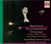 BEETHOVEN - Konwitschny - Symphonie n°5 op.67