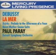 DEBUSSY - Paray - Ibéria, pour orchestre L.122 n°2
