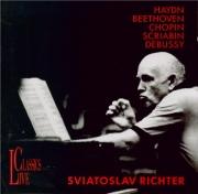 HAYDN - Richter - Sonate pour clavier en la bémol majeur op.53 n°6 Hob.X