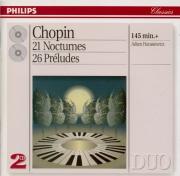CHOPIN - Harasiewicz - Vingt-quatre préludes pour piano op.28