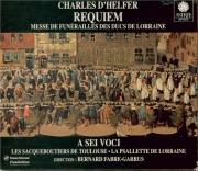 HELFER - A Sei Voci - Requiem