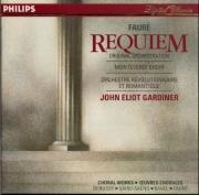 FAURE - Gardiner - Requiem pour voix, orgue et orchestre en ré mineur op