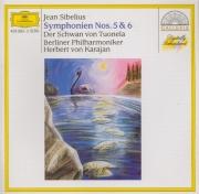 SIBELIUS - Karajan - Symphonie n°5 op.82