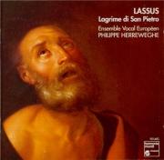 LASSUS - Herreweghe - Larmes de St Pierre