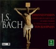 BACH - Koopman - Passion selon St Jean(Johannes-Passion), pour solistes