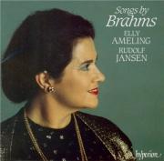 BRAHMS - Ameling - Auf dem See (Simrock), mélodie pour une voix et piano