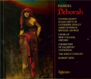 HAENDEL - King - Deborah, oratorio HWV.51