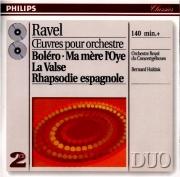 RAVEL - Haitink - Boléro, ballet pour orchestre en do majeur