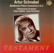 BEETHOVEN - Schnabel - Concerto pour piano n°5 en mi bémol majeur op.73