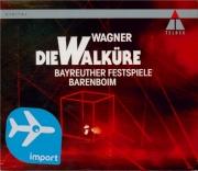 WAGNER - Barenboim - Die Walküre (La Walkyrie) WWV.86b