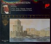 VERDI - Bernstein - Messa da requiem, pour quatre voix solo, chœur, et o
