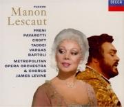 PUCCINI - Levine - Manon Lescaut