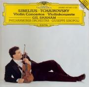 SIBELIUS - Shaham - Concerto pour violon et orchestre op.47