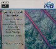 Igor Starvinsky in Venice live venezia, 19 & 23/9/1958