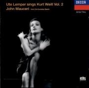 Ute Lemper Sings Kurt Weill Vol.2